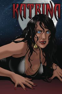 [The cover for Katrina #1]