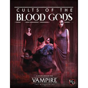 [Vampire: The Masquerade: Cults Of The Blood Gods (Product Image)]