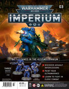 [Warhammer 40K: Imperium #3 (Product Image)]
