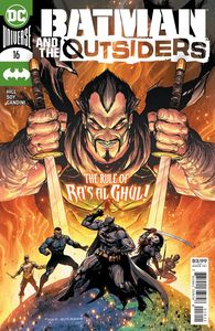 [Batman & The Outsiders #16 (Product Image)]