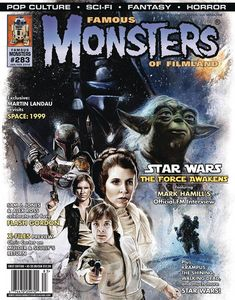 [Famous Monsters Of Filmland #283 (Star Wars Variant) (Product Image)]