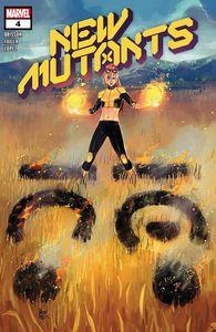 [New Mutants #4 DX (Product Image)]