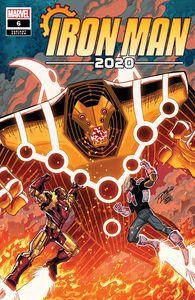 [Iron Man: 2020 #6 (Ron Lim Variant) (Product Image)]