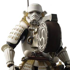 [Star Wars: Movie Realisation Action Figures: Stormtrooper Taikoyaku (Product Image)]