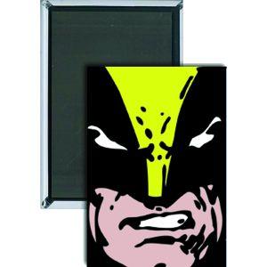 [Marvel: Magnet: Wolverine Face (Product Image)]