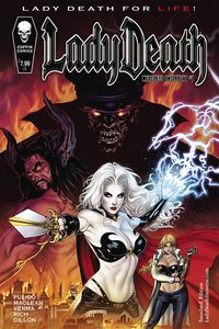 [Lady Death: Merciless Onslaught #1 (Standard Cover) (Product Image)]
