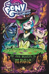 [My Little Pony: Friendship Is Magic: Volume 16 (Product Image)]