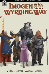 [Imogen Of The Wyrding Way (One-Shot Cover B Bergting) (Product Image)]