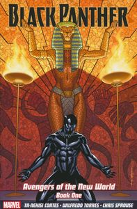 [Black Panther: Avengers Of The New World: Volume 1 (Black Panther Vol 4) (Product Image)]