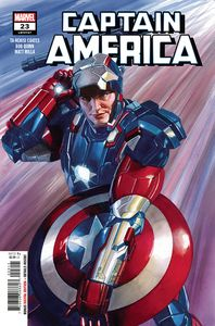 [Captain America #23 (Product Image)]
