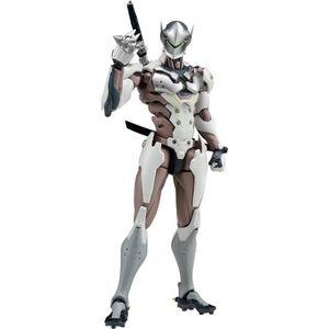 [Overwatch: Figma Action Figure: Genji (Product Image)]