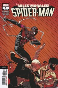[Miles Morales: Spider-Man #5 (2nd Printing Garron Variant) (Product Image)]