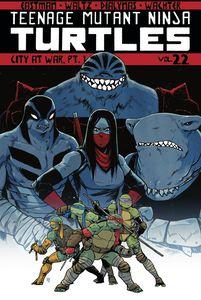 [Teenage Mutant Ninja Turtles: Ongoing: Volume 22: City At War: Part 1 (Product Image)]