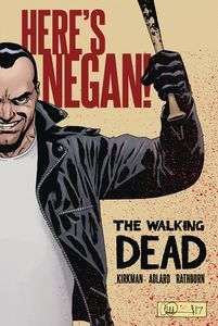 [The Walking Dead: Here's Negan (Hardcover) (Product Image)]
