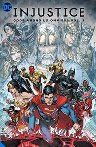 [Injustice: Gods Among Us: Omnibus: Volume 2 (Hardcover) (Product Image)]