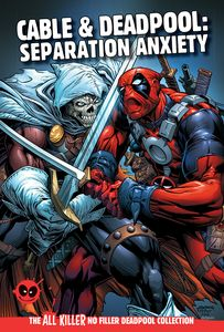 [Deadpool: All Killer No Filler Graphic Novel Collection #54 (Product Image)]