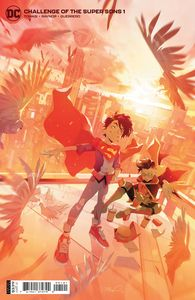 [Challenge Of The Super Sons #1 (Cover B Simone Di Meo Variant) (Product Image)]
