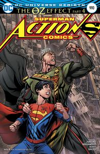 [Action Comics #990 (Variant Edition (Oz Effect)) (Product Image)]