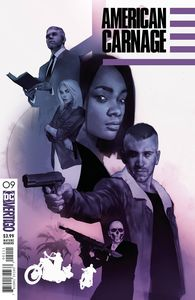 [American Carnage #9 (Product Image)]