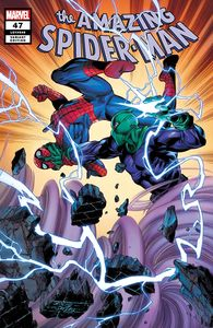 [Amazing Spider-Man #47 (Bagley Variant) (Product Image)]