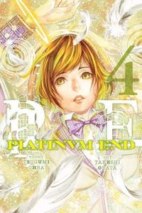 [Platinum End: Volume 4 (Product Image)]