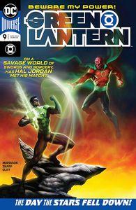 [Green Lantern #9 (Product Image)]