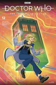 [Doctor Who: 13th Doctor #12 (Cover A Fish) (Product Image)]