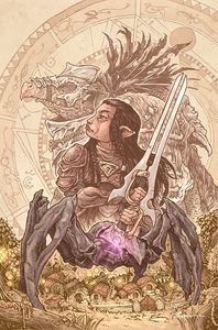 [Jim Henson's Dark Crystal: Age Of Resistance #2 (Peterson Variant) (Product Image)]