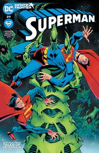 [Superman #29 (Cover A Phil Hester) (Product Image)]