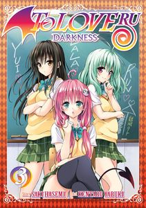 [To Love Ru Darkness: Volume 3 (Product Image)]
