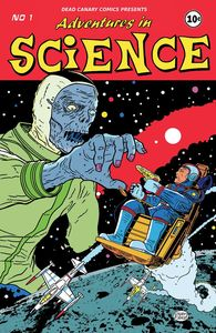 [Adventures In Science Anthology (Signed Edition) (Product Image)]