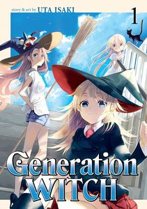 [Generation Witch: Volume 1 (Product Image)]
