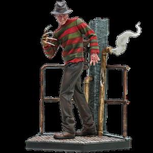 [A Nightmare On Elm Street: Deluxe Art Scale Statue: Freddy Krueger (Product Image)]