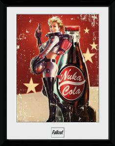 [Fallout 4: Framed Print: Nuka Cola (Product Image)]