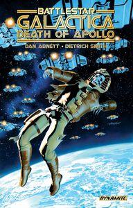 [Battlestar Galactica: Death Of Apollo (Product Image)]