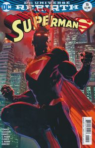 [Superman #16 (Variant Edition) (Product Image)]