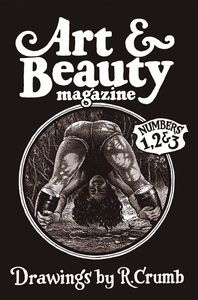 [Art & Beauty Magazine: Drawings By R. Crumb: Volumes 1-3 (Hardcover) (Product Image)]
