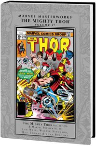 [Marvel Masterworks: Mighty Thor: Volume 17 (Hardcover) (Product Image)]