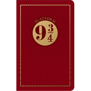 [Harry Potter: Travel Journal: Platform Nine & Three-Quarters (Hardcover) (Product Image)]