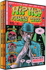 [Hip Hop Family Tree: Box Set: 1975-1983 (Product Image)]