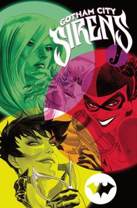 [Harley Quinn & The Gotham City Sirens: Omnibus (Hardcover) (Product Image)]