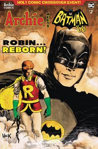 [Archie Meets Batman 66 #2 (Cover D Hack) (Product Image)]