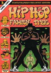 [Hip Hop Family Tree: Volume 3 (Product Image)]