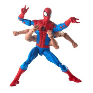 [Spider-Man: Legends Series Action Figure: Six Arm Spider-Man (Product Image)]