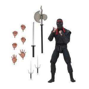 [Teenage Mutant Ninja Turtles (1990 Movie): Action Figure: Foot Soldier Bladed Weaponry (Product Image)]