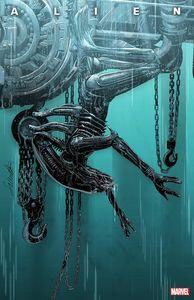 [Alien #1 (2nd Printing Larroca Variant) (Product Image)]