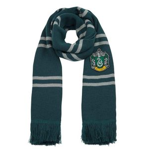 [Harry Potter: Deluxe Scarf: Slytherin (Product Image)]
