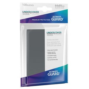 [Undercover Sleeves: Standard Size: Smokey (Product Image)]