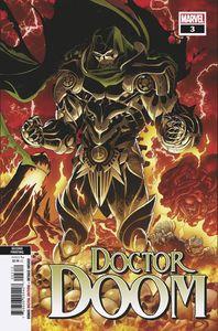 [Doctor Doom #3 (2nd Printing Larroca Variant) (Product Image)]