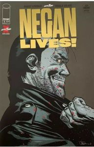 [Walking Dead: Negan Lives #1 (Gold Variant) (Product Image)]